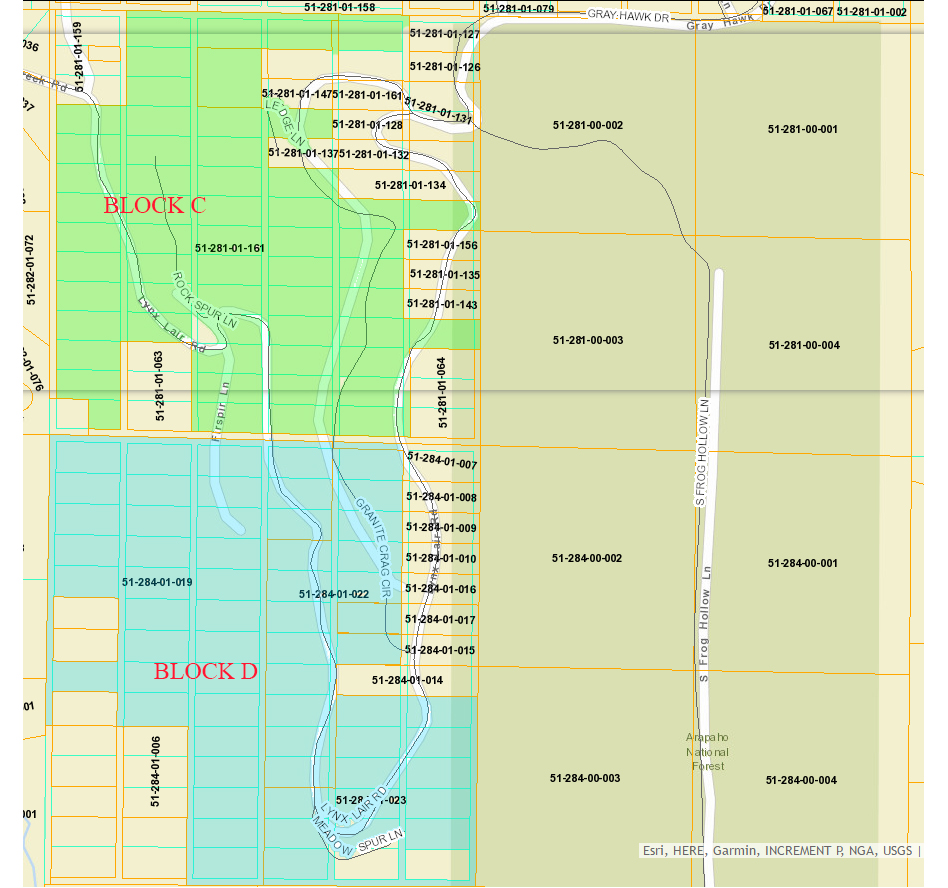 Area And Zoning